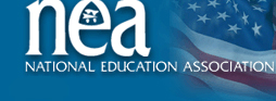 Logo of the National Education Association